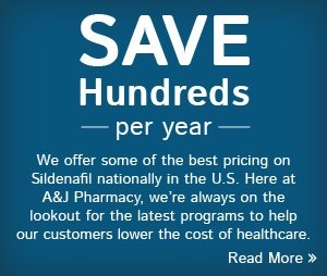 Save hundreds per year when you buy Sildenafil (generic Viagra) from YourEdrx.com